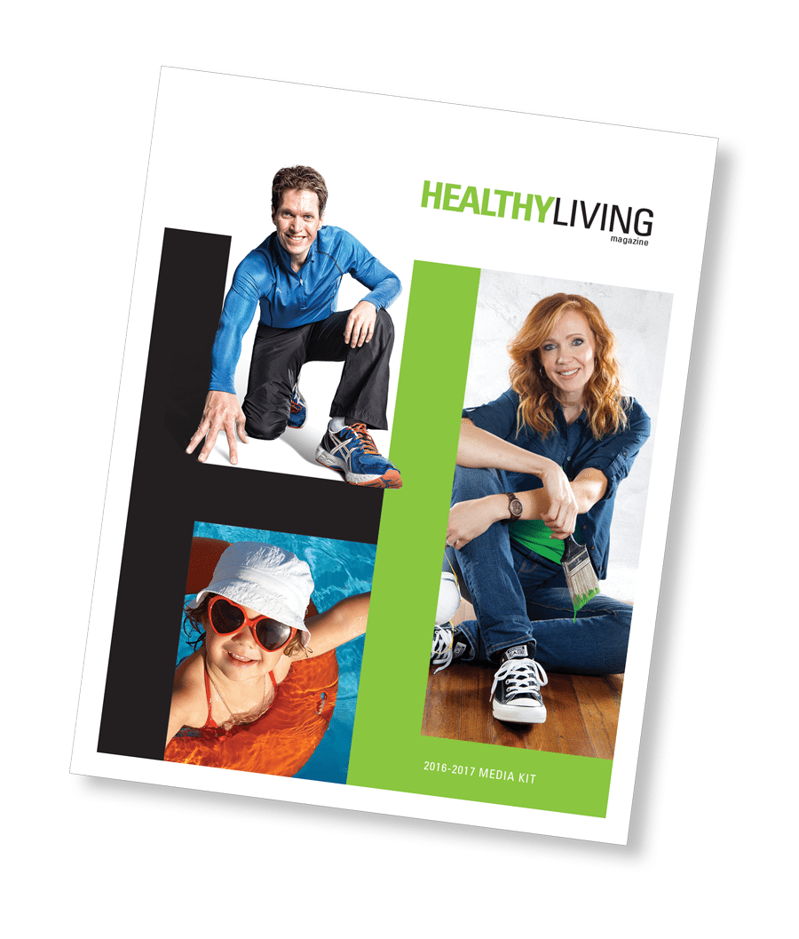Healthy Living: MediaKit: 2016-17