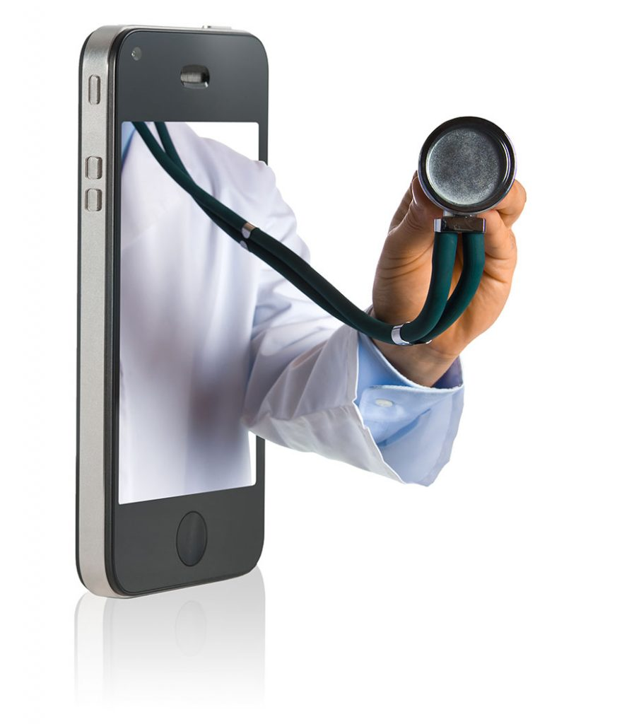 doctor-check-up-with-iphone